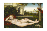 The Nymph of the Spring  after 1537