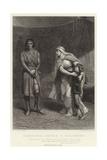 Constance  Arthur and Salisbury  King John  Act III  Sc I
