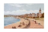The Esplanade  Exmouth
