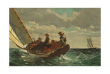 Breezing Up (A Fair Wind) 1873-76