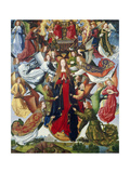 Mary  Queen of Heaven  C 1485- 1500
