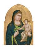 Madonna and Child  C1320-30