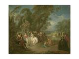 Fête Champêtre  C 1730