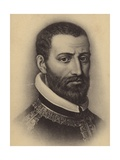 Portrait of Giovanni Pierluigi Da Palestrina