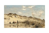 The Dunes of Dunkirk  1873