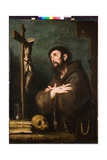St Francis in Ecstasy  C1610-20