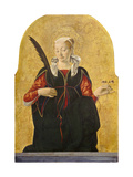 St Lucy  C 1473- 74