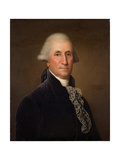 Portrait of George Washington  1794-96