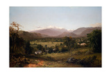 Mount Washington from the Valley of Conway  1851