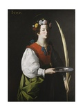 Saint Lucy  C1625-1630