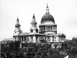 St Paul's Cathedral  C1880
