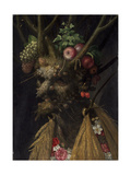 Four Seasons in the One Head  C1590