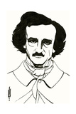 Portrait of Edgar Allan Poe  1894