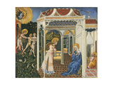 The Annunciation and Expulsion from Paradise  C 1435