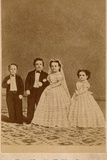 Tom Thumbs Wedding Party  1863
