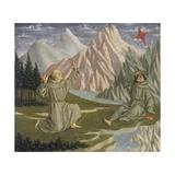 Saint Francis Receiving the Stigmata  C 1445-50
