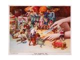 The Fairy's Pie  C1890
