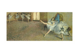Before the Ballet  1890-1892