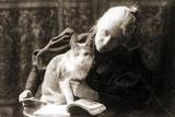 Portrait of Amelia Van Buren  1889