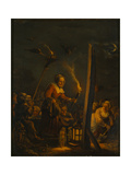 Witches Scene  C1700
