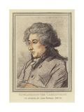 Portrait of Thomas Rowlandson the Caricaturist