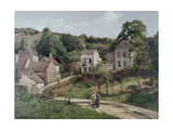 The Hermitage at Pontoise  C1867