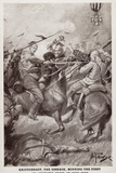 Kriutchkoff  the Cossack  Winning the First St George's Cross of World War I