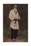 Leo Tolstoy (1828-1910)  Russian Novelist  Short Story Writer and Playwright  1901