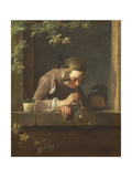 Soap Bubbles  C 1733- 34