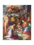 The Nativity  1534
