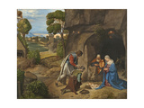 The Adoration of the Shepherds  1505-10
