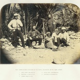 Members of the Sinai Survey Expedition  1868
