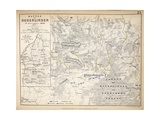 Map of the Battle of Hohenlinden  Published by William Blackwood and Sons  Edinburgh and London …