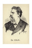 Zdenek Fibich  Czech Composer (1850-1900)