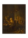 Witches Scene  C1700