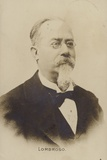 Cesare Lombroso (1835-1909)  Italian Doctor and Criminologist