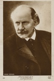 Portrait of Jules Massenet