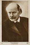 Portrait of Jules Massenet