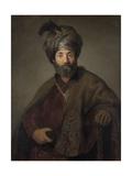 Man in Oriental Costume  C1635