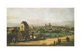 View of Munich  C 1761