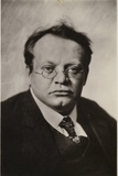 Portrait of Max Reger