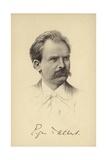 Eugen D'Albert  Scottish-Born German Pianist and Composer (1864-1932)