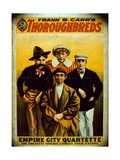 Poster for Frank B Carr's Thoroughbreds