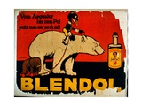 Advertisement for Blendol