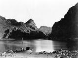 Black Cañon of the Colorado  1871