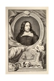 Portrait of John Thurlow  Illustration from 'Heads of Illustrious Persons of Great Britain'  Pub…