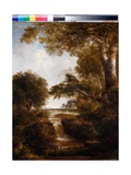 A Waterfall  1833-37
