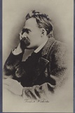 Friedrich Nietzche (1844-1900)  German Philosopher and Writer
