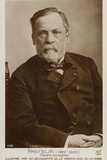 Louis Pasteur (1822-1895)  French Chemist and Microbiologist