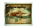 Hamburg to Helgoland
